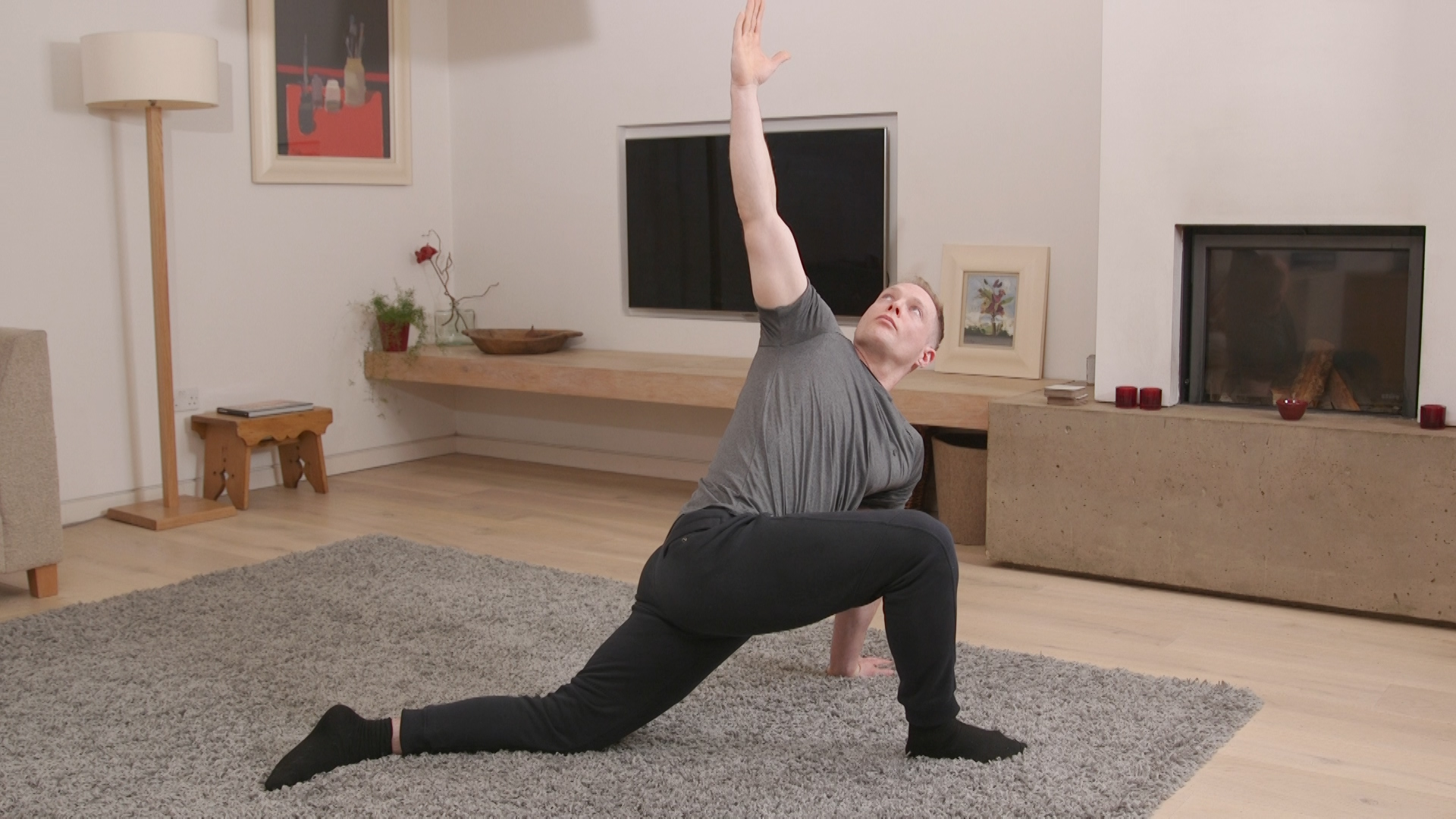 Home Exercise Video Library Hip Stretches